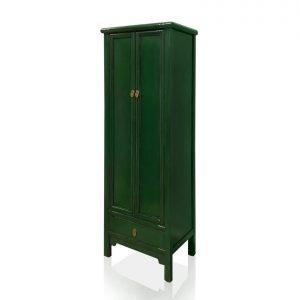 Oriental Anling wardrobe - emerald