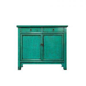 Oriental Ming cabinet