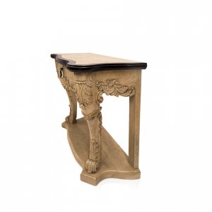 Windrush Empire carved console table
