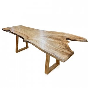 Custom Burl And Slab Tables