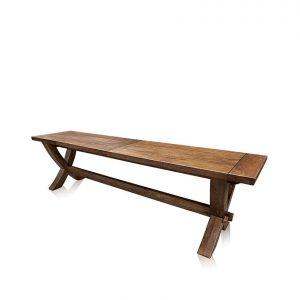 Mango Creek bench seat