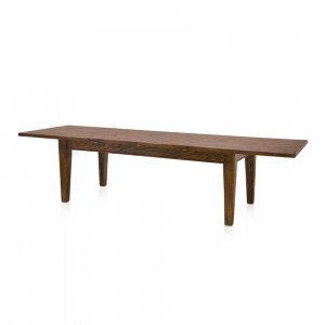 Mango Creek straight-leg double-extension table - double extended